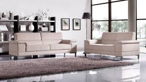 modern fabric sofa set. CADO Modern Furniture - HUGO Fabric Sofa Set 5