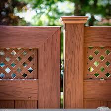 brown vinyl fence panels. Gate And Fence Vinyl Panels Chain Link Gates Pvc Fences Cedar Brown