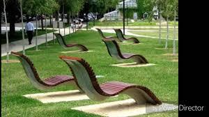 Public Benches Design - Urban Furniture