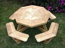 folding wooden picnic table plans for picnic table image of make wood picnic table plans plans