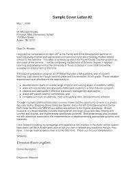cover letter samples for teachers