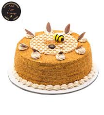 Honey Cake 1 Kg And Free Delivery In Sharjah On Same Day