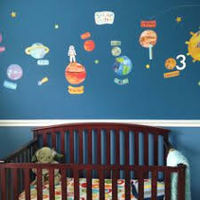 outer space nursery. Unique Nursery Baby Boy Rocket Ship Outer Space Nursery Wall Art  Bu0027s  Room Ideas Pinterest Outer Nursery Nursery And Babies On Space B