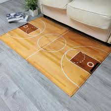 basketball court rug liu basketball round football carpet living room parlor mats