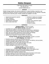 Driver Job Description For Resume How To Write A Perfect Truck Driver Resume With Examples For 71