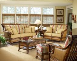 rattan and wicker living room furniture sets living room chairs within merements 1273 x 1000