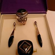 Серьги и <b>кольцо</b> из <b>серебра</b> – купить в Москве, цена 750 руб ...