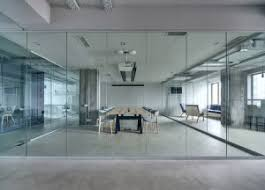modern office space cool design. There Are So Many Different Ways That You Can Use Glass To Give Your Office  Space A More Modern Look. You Create An Entire Conference Room Table Out Of Cool Design D