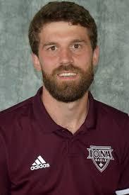 Bradley Johnson - Men's Soccer Coach - Iona College Athletics