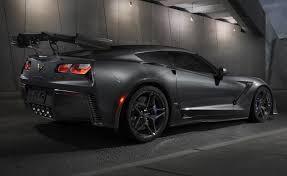 chevrolet corvette zr1. 2019 chevrolet corvette zr1 gray rear quarter zr1