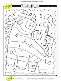 A Shocking Alive Color Crayola Coloring Pages With For Escapes Small