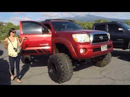 2010 TOYOTA TACOMA 15X14'S LIFTED 9` CRAZY WIDE!! DLUX MOTORSPORTS ...