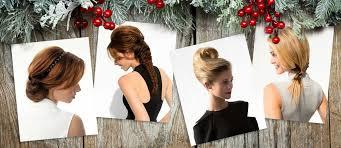 Rychlé účesy Pro Dlouhé Vlasy Se Svátečním Nádechem Vlasy A účesy