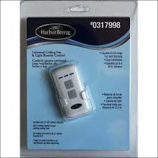 harbor breeze remote s replacement a25 tx012 ceiling not working receiver