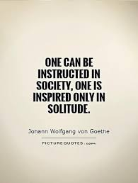 Quotes On Solitude Quotes about Solitude 100 quotes 47