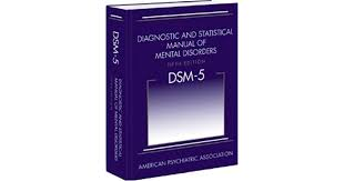 diagnostic and statistical manual of mental disorders by american psychiatric association