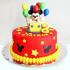 order adorable mickey mouse cake