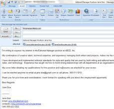 Fancy How To Write Email With Cover Letter And Resume Attached 48