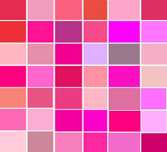 Related Keywords Suggestions For Pantone Pink Color Chart
