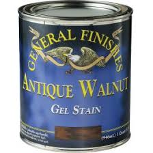 General Finishes Gel Stain Antique Walnut