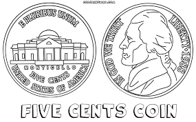 Small Picture Coin coloring pages Coloring pages to download and print