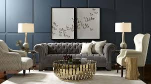 mitchell gold coffee table