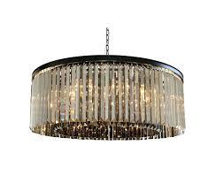 round glass chandelier light round smoked glass crystal prism chandelier venetian glass chandelier parts