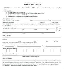Free Downloadable Bill Of Sale Free Registry Of Motor Vehicles Auto Bill Sale Form With Regard Ma
