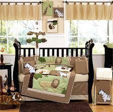 jungle baby bedding zoo animal crib bedding