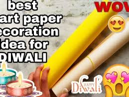 Ideas For Making Diwali Charts Ideas How To Make Birthday Gift Card Diy Greeting Cards