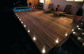 led deck lighting ideas outdoor light design lights contemporary photos deck lighting