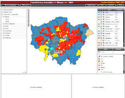 2012 Election Chart London Elections Results 2012 Wards Boroughs Constituency
