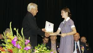 student awarded for her touching gallipoli essay wingham chronicle