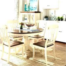 antique white round dining table white round kitchen table vintage white dining chairs antique white round