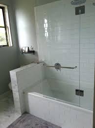 bathtubs bathtub shower surround ideas top 25 best tub to shower conversion ideas on