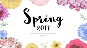 Spring Powerpoint Spring Powerpoint Backgrounds Magdalene Project Org
