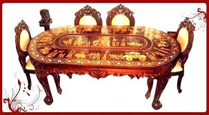 indian dining room furniture dining chairs dining table and 8 chairs wood dining table and chairs