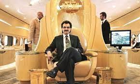 """كيف تصبح ملياردير بــ 4 خطوات .. الملياردير السعودي الأمير """"الوليد بن طلال""""  يذكر التفاصيل"""