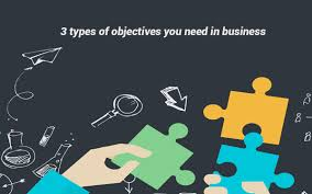 motivating marketing 3 types of objectives you need in business 3 types of objectives you need in business