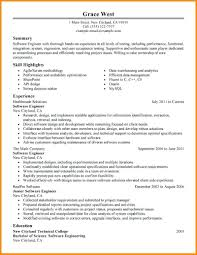 Software Developer Resume Samples Resume Senior Developer Resume Sample