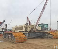 Demag 600 Ton Crane Load Chart Demag Sl 3800 715 Ton Lease Or Sale Or Lpo Crane For Sale