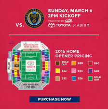 Fc Dallas Seating Chart Multiple Pricing Options Nearing Sellout For Opening Day