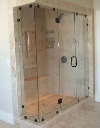 rain glass shower door frameless implausible and tub enclosures home