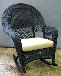 black wicker rocking chair. Delighful Wicker Black Wicker Rocking Chairs Outdoor High Back  Rocker All About In Black Wicker Rocking Chair I