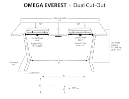 standard desk height articles with standard desk height inches tag superb typical desk large size standard standard desk height