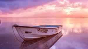 nm00-nature-sea-beach-boat-alone-sunset ...