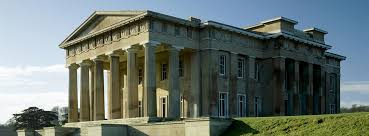 classic architectural buildings. Northington Grange, Hampshire, An Early Example Of The Greek Revival Style Classic Architectural Buildings