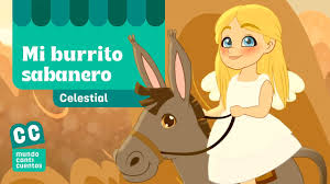 Hurry up, my little donkey, let's pay a visit to jesus. Spanish Christmas Songs For Kids A Family Playlist