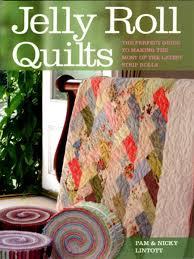 Jelly Roll Quilts Pattern Book - Discount Designer Fabric - Fabric.com & zoom Jelly Roll Quilts Pattern Book Adamdwight.com