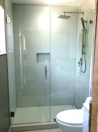 shower door replacement cost shower door installation cost glass install regarding prepare 4 shower door repair